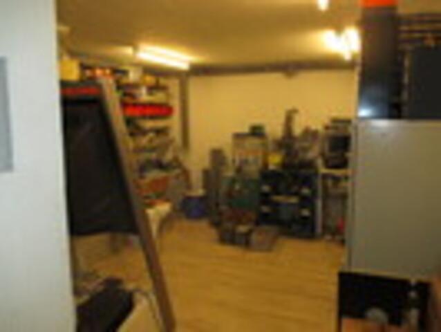 Foto der Werkstatt
